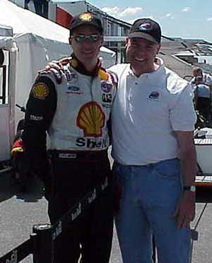 Bryan Herta and Mark Kohler