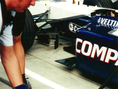 Williams aero