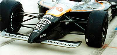 Swift front wing